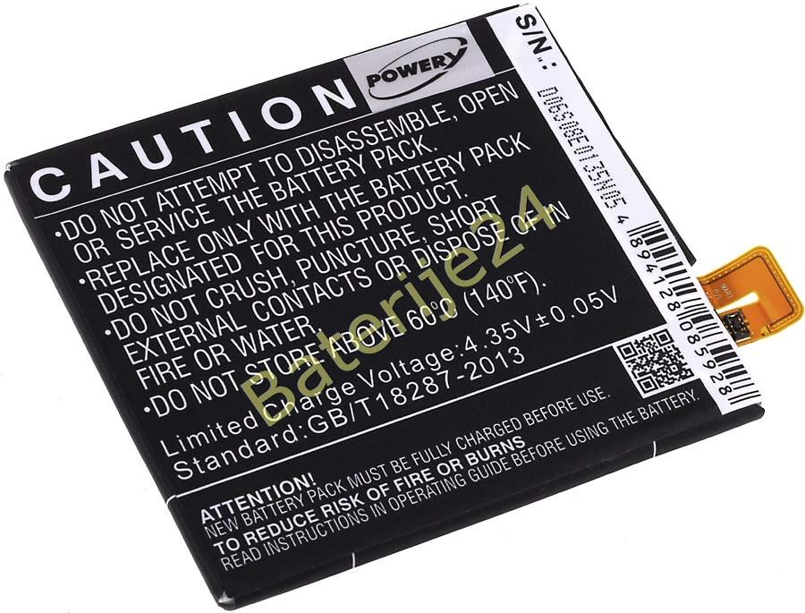 Baterija za Sony Ericsson Xperia ZT2 ultra / Typ 1277-4767.1