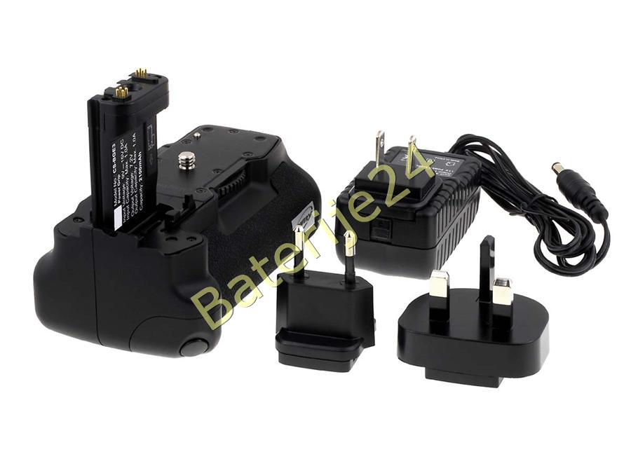 Grip baterija za Canon EOS 350D/ Canon EOD 400D/ Typ BG-E3