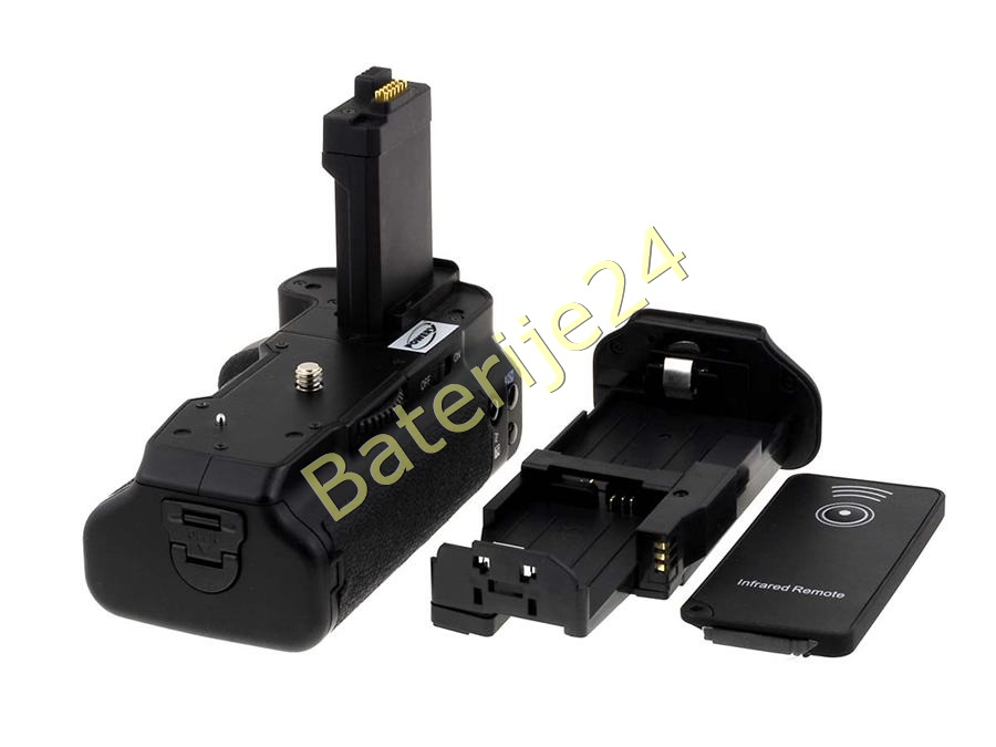 Grip baterija za Canon EOS 450D/EOS 500D/ EOS 1000D/ Typ BG-E5