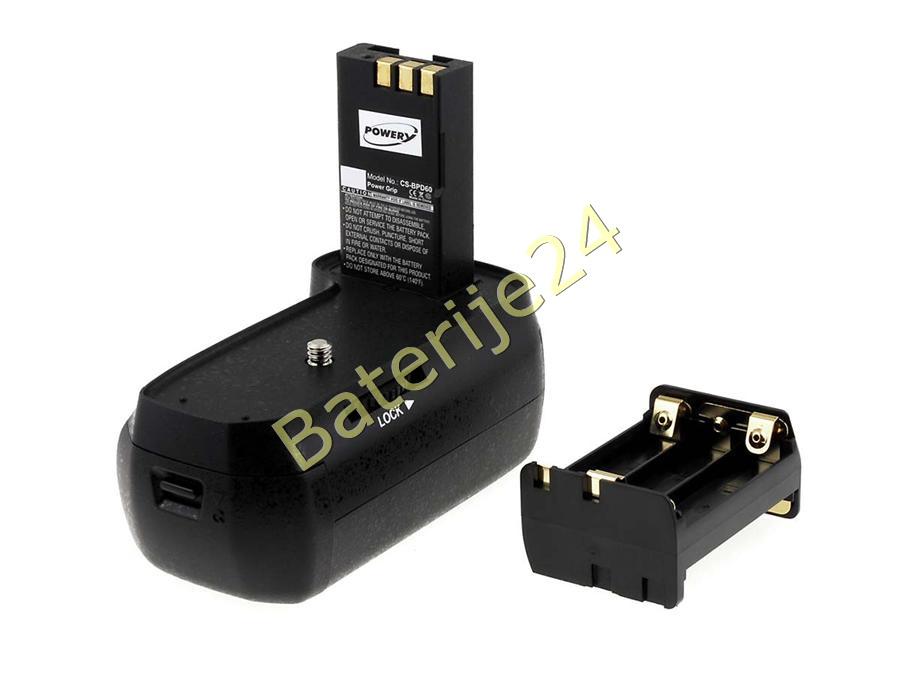 Grip baterija za Nikon D40/ /D60 /D5000/ Typ BP-D60