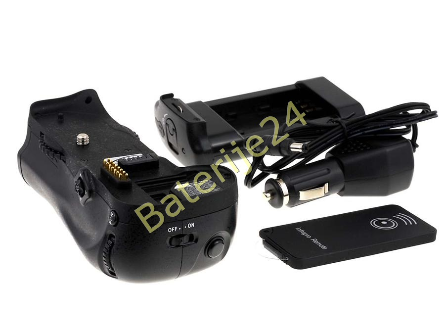Grip baterija za Nikon D300/ Nikon D700/ Typ MB-D10