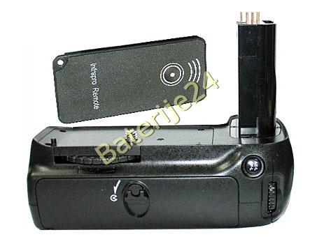 Grip baterija za Nikon D80/ Nikon D90/ Typ MB-D80