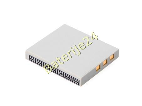 Baterija za Pentax Optio E75/Optio M85 /Typ D-LI95