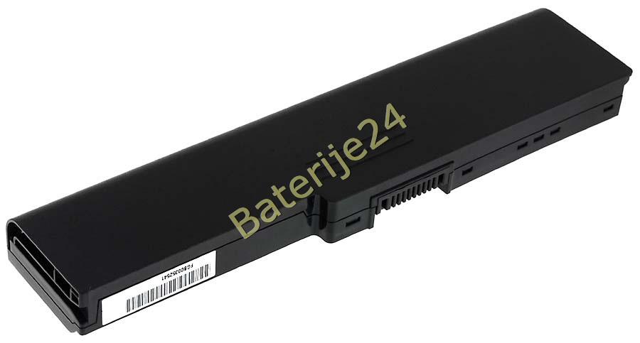 Baterija za Toshiba Satellite L750 serija / Typ PA3817U-1BRS standardna baterija