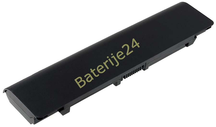 Baterija za Toshiba Satellite L850 serija / Satellite C800 Serie / Typ PA5023U-1BRS standardna baterija
