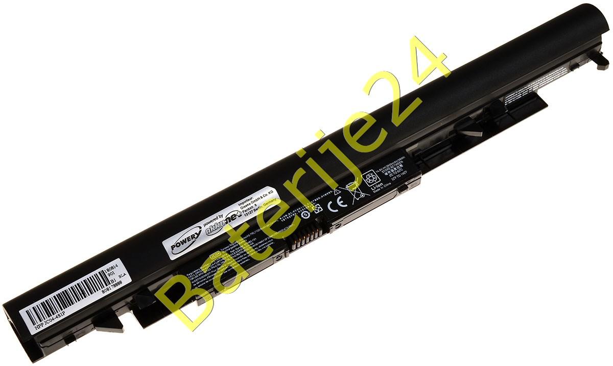 Baterija za Laptop HP 15-BS542TU / 15-BS545TU / Typ JC04