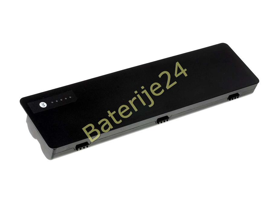 Baterija za Dell XPS 14 / XPS 15 / XPS 17 / Typ 312-1123 standardna baterija