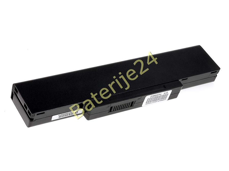 Baterija za BenQ JoyBook R55 serija / Typ BATEL80L6 standardna baterija