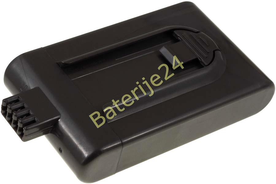 Baterija za Dyson baterijeauger DC16 / Typ 912433-01 2000mAh