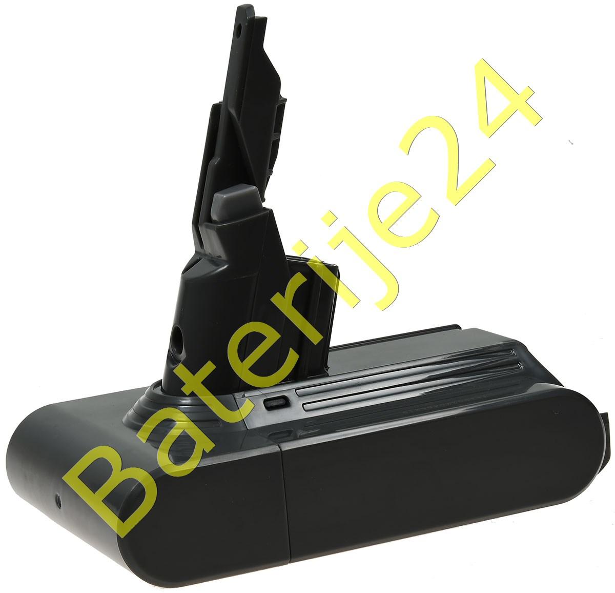 Baterija za kabellosen usisavač Dyson V7 / V7 Total Clean / V7 Motorhead / Typ 968670-02