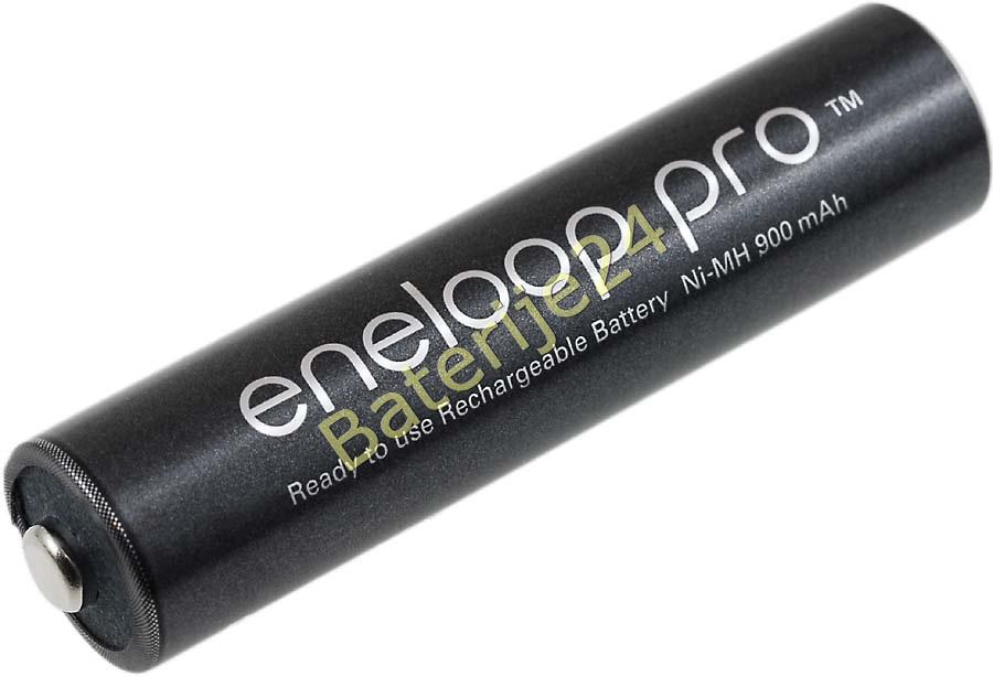 Panasonic eneloop Pro Baterija AAA / Typ BK-4HCCE/BF1
