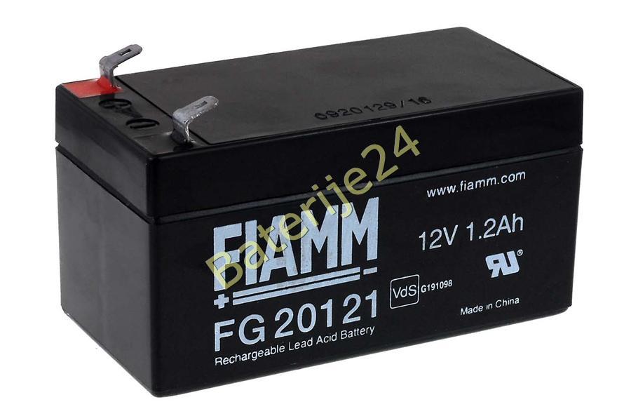 FIAMM olovna baterija FG20121 Vds