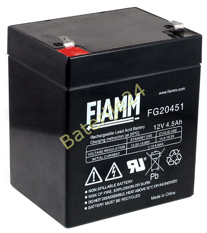 FIAMM olovna baterija FG20451