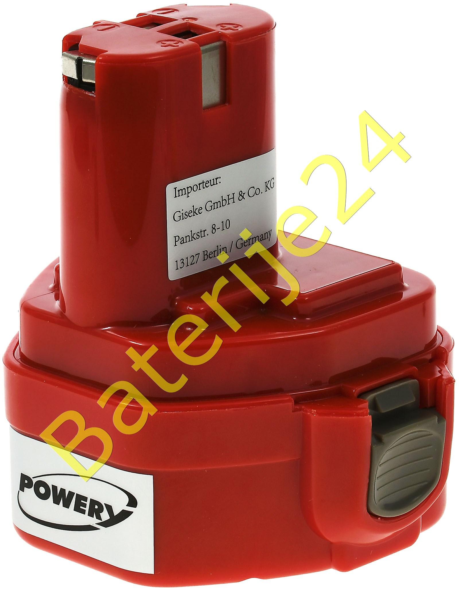 Baterija za alat Makita 1220/1222 2000mAh