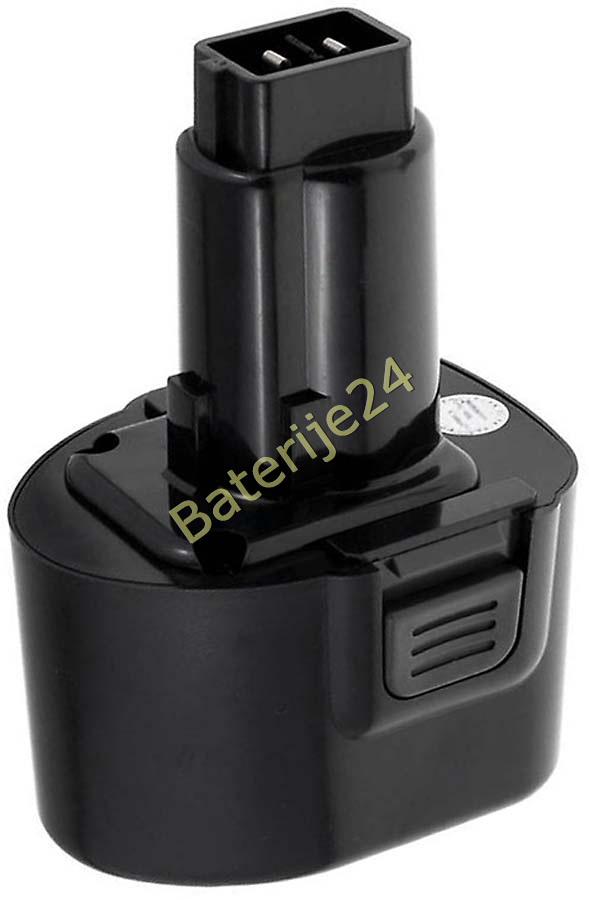 Baterija za alat Dewalt 7,2V DW9057