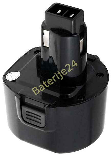 Baterija za alat Dewalt 9,6V DW9062 visokokvalitetne čelije