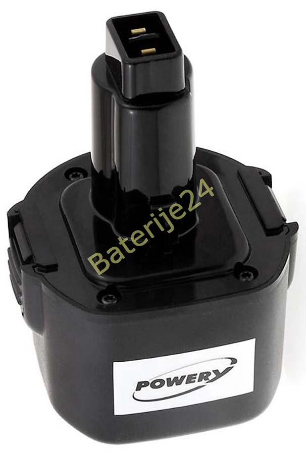 Baterija za alat Dewalt 9,6V DW9062